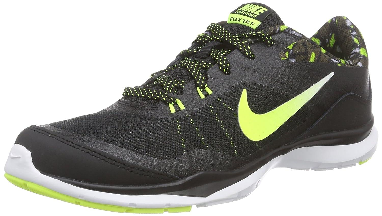 Nike Women's Flex Trainer 5 Print Black