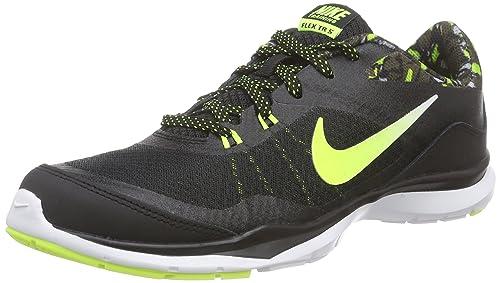 Nike Flex Trainer 5 Print - Zapatillas Deportivas de Material sintético Mujer: Amazon.es: Zapatos y complementos
