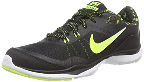 Nike Deportivas 5 Print Material De Zapatillas Trainer Flex r6gxrF