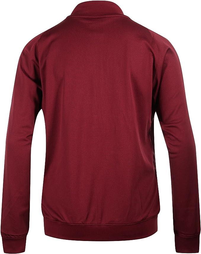Nike Y Nk Dry Sqd Trk Suit K Chándal As Roma, Hombre, Rojo (Team ...