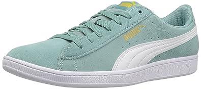 PUMA Women's Vikky Sneaker, Aquifer White, ...