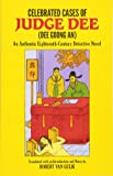 Celebrated Cases of Judge Dee (Detective Stories)