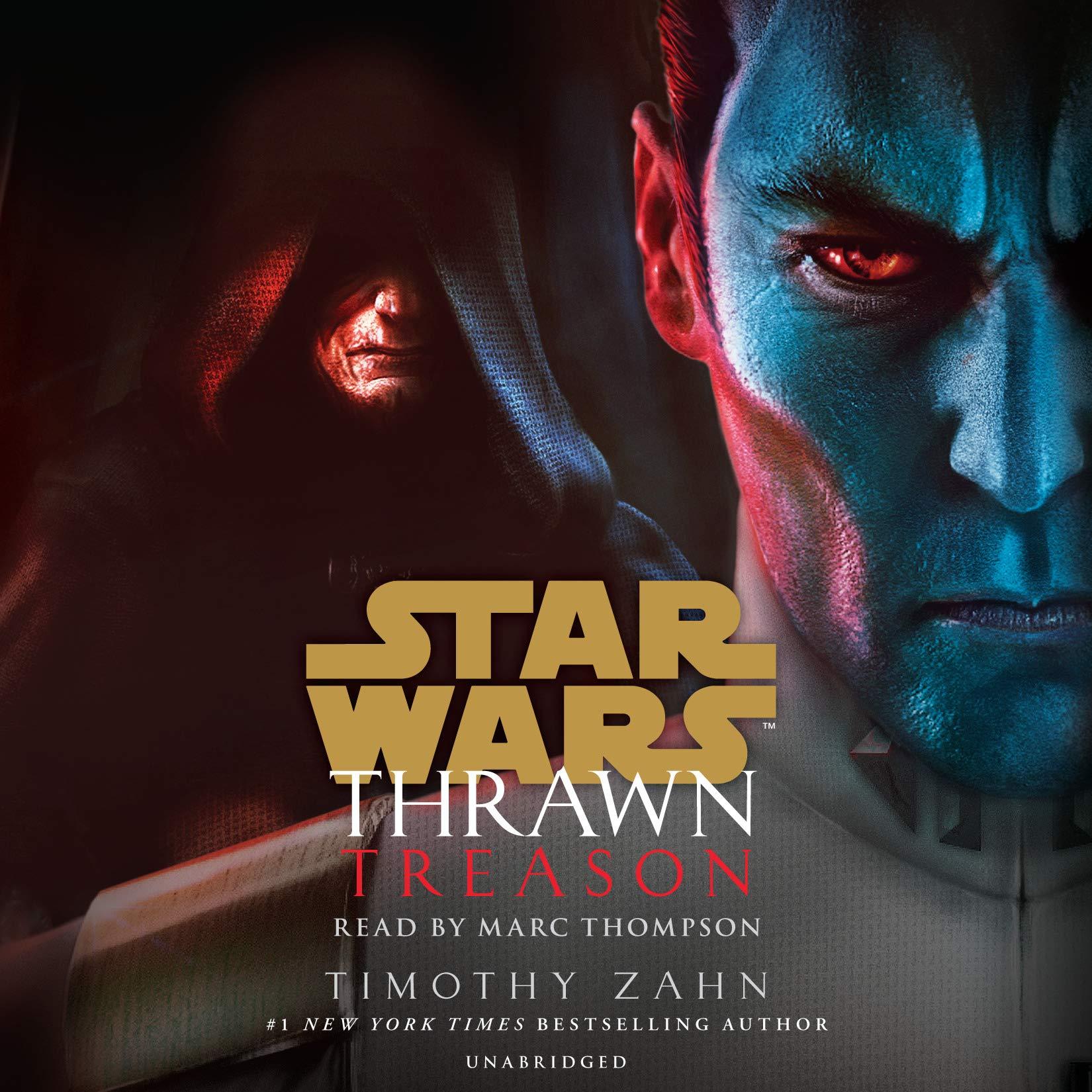 Thrawn - Treason (Book 3) - Timothy Zahn