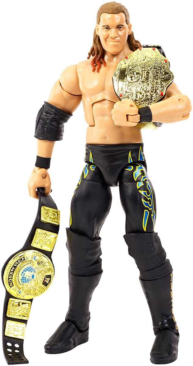 WWE Defining Moments Chris Jericho Figure, 6""