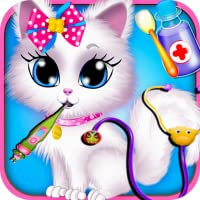 Kitty Cat Doctor Treatment