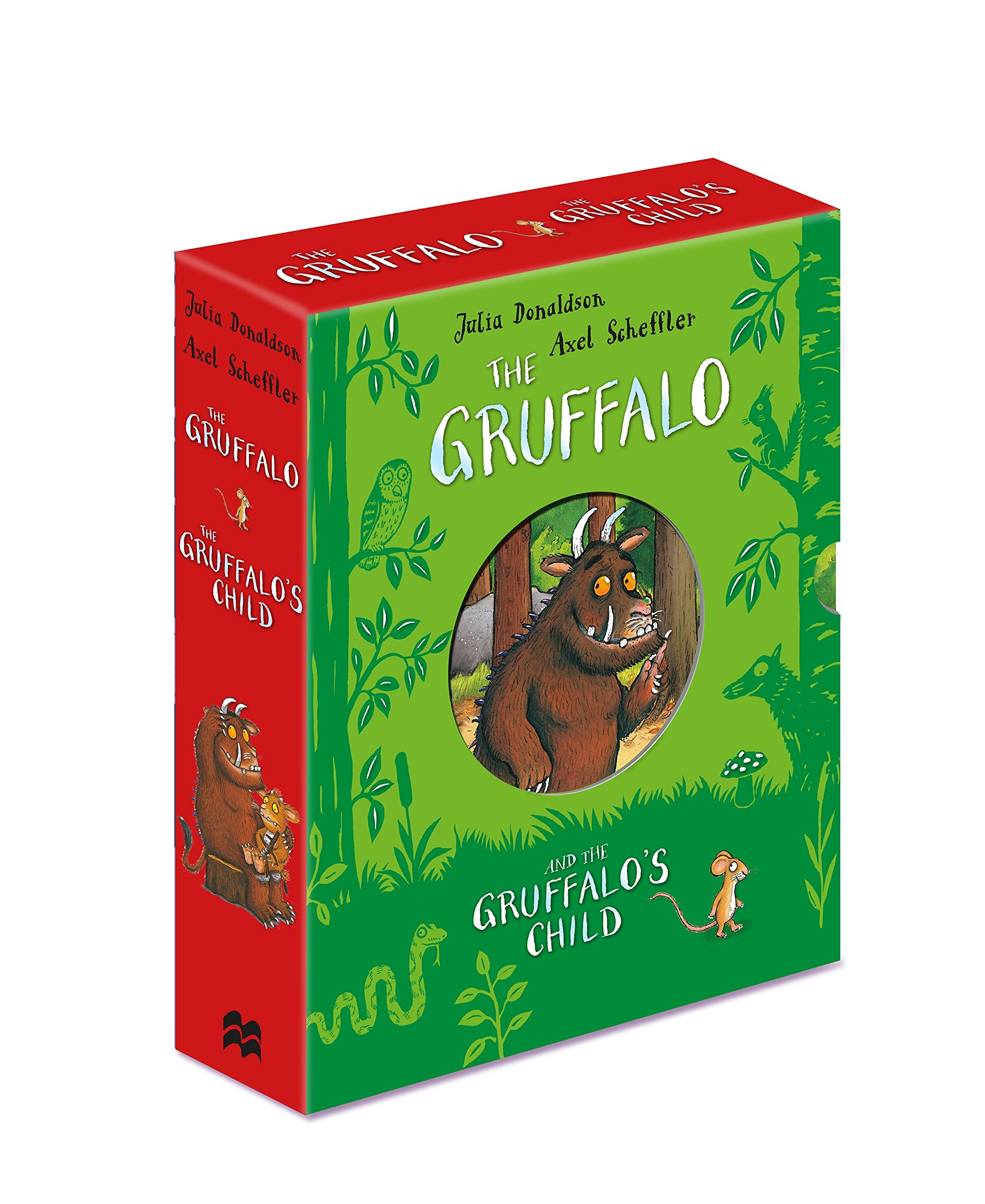 The Grufalo (Gruffalo): Amazon.es: Donaldson, Julia, Donaldson, Julia: Libros en idiomas extranjeros