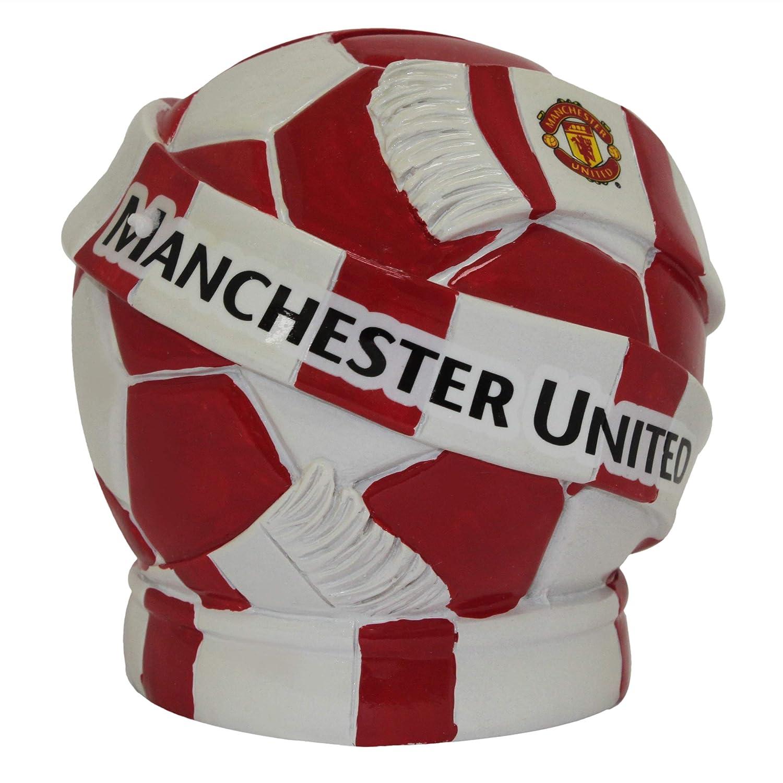 FOCO Manchester United F.C. - Balón de fútbol Americano: Amazon.es ...