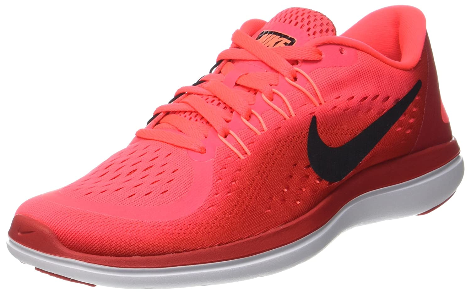 NIKE Flex 2017 RN B01N3KV1GP 7 B(M) US|Solar Red/Black/University Red