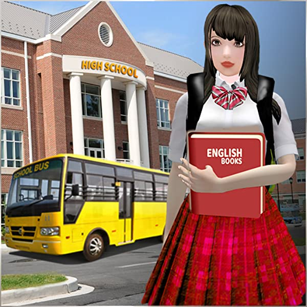 Amazon.com: Virtual Girl Simulator: High School Girl Life: Appstore for  Android