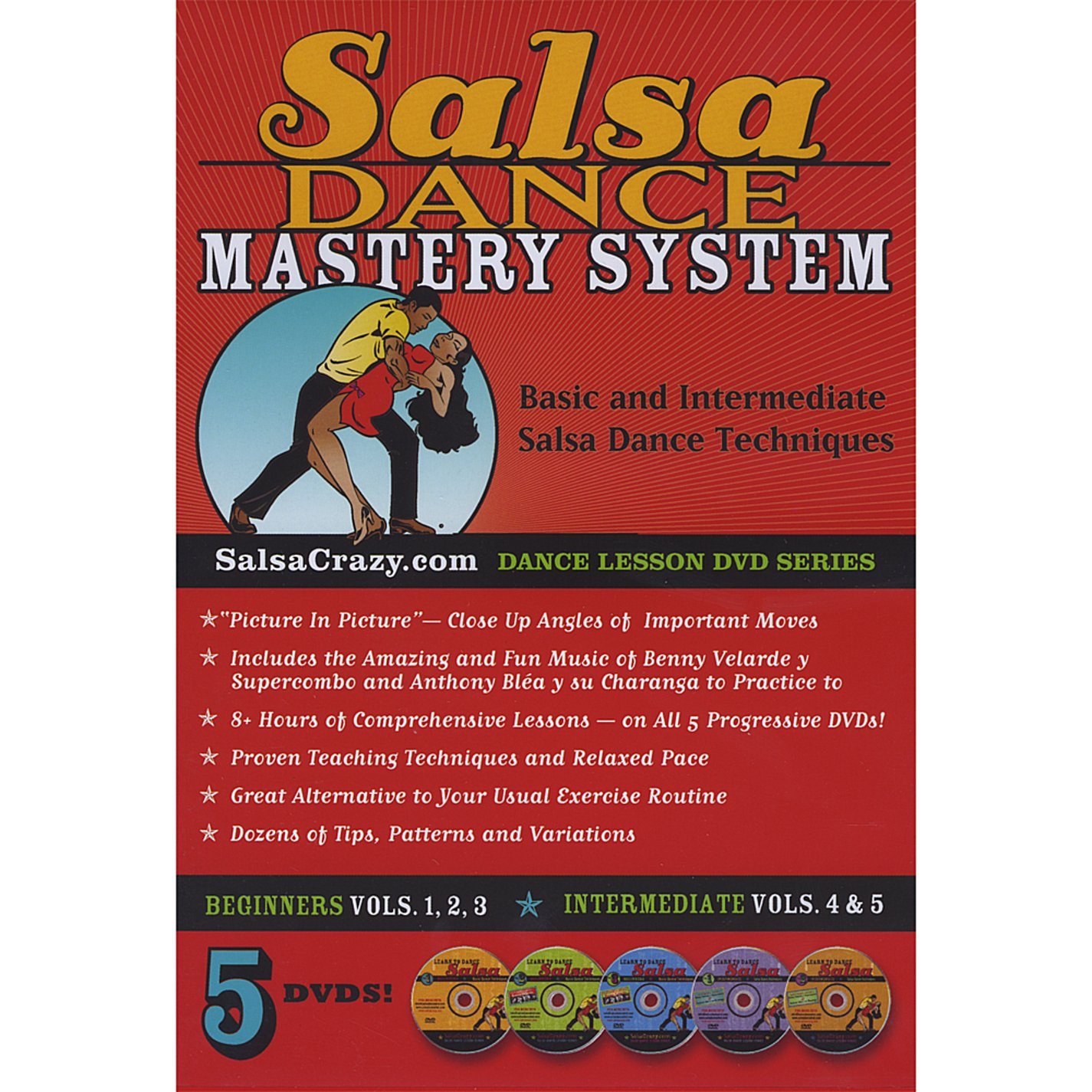 Salsa Dancing Mastery System