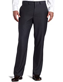 Kenneth Cole REACTION Men s Grey-Stripe Suit Separate Pant at Amazon ... e66eb35a0