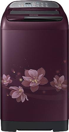Samsung 7 kg Fully-Automatic Top Loading Washing Machine (WA70M4020HP/TL, Magnolia Plum)