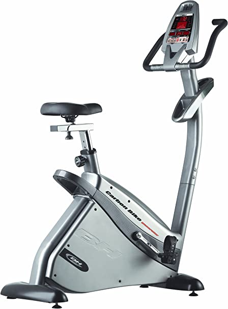 BH Fitness Heimtrainer Carbon Bike Generator - Bicicleta Estática Carbon Bike Generator: Amazon.es: Deportes y aire libre