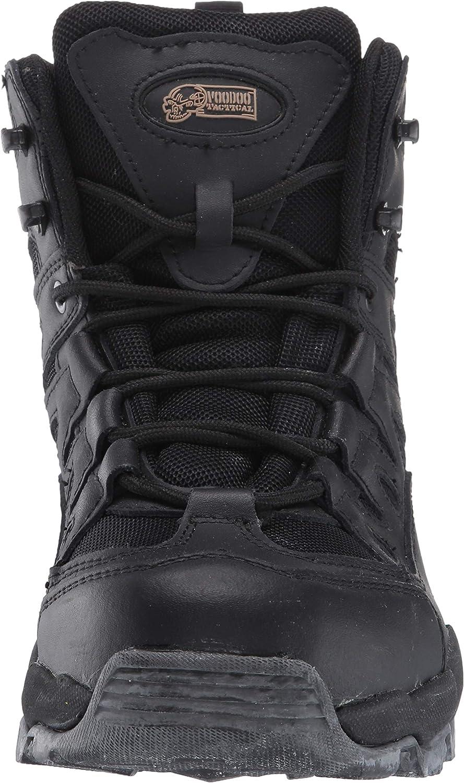 13R VooDoo Tactical 04-9681001196 6 Low Cut Boots Black