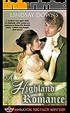 A Highland Romance (Markson Regency Mystery Book 5)