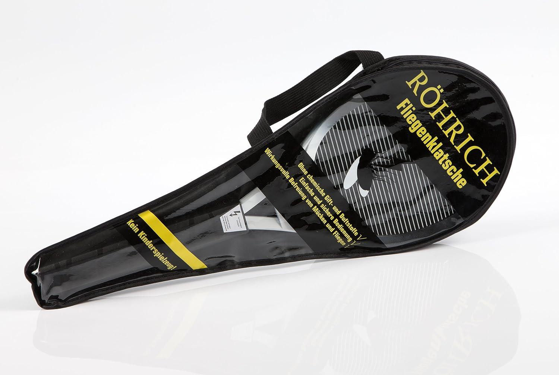 Hochwertige elektrische fliegenklatsche das original von röhrich