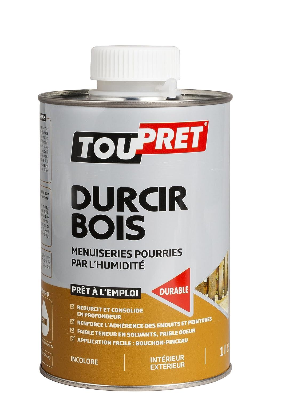 Parfait Toupret 440010 Durcir Bois Pour Renforcer Enduits/peintures 1 L: Amazon.fr:  Bricolage Idees Impressionnantes