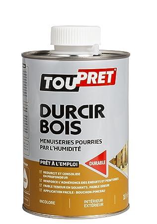 Toupret  Durcir Bois Pour Renforcer EnduitsPeintures  L