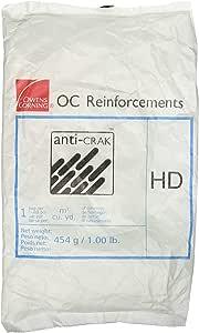 Bon 32-500 1 Pound Bag 3/4-Inch Anti-Crak Concrete Fibers (Renewed)