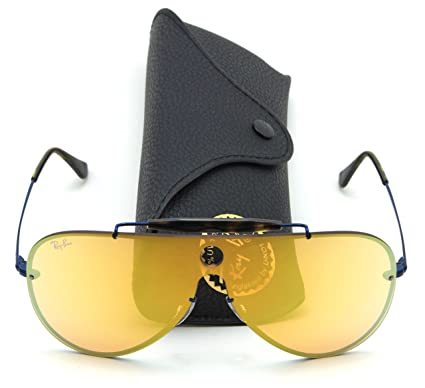 5b5afcc63 Image Unavailable. Image not available for. Color: Ray-Ban RB3581N BLAZE  SHOOTER Mirror Sunglasses ...