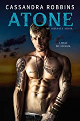 Atone (The Disciples Book 2) Kindle Edition