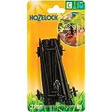Hozelock End Line Adjustable Mini Sprinkler Stake, 4 mm - Pack of 5