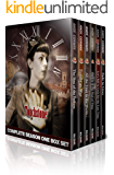Touchstone Season One - Complete eBook Box Set: The time travel saga that spans a century