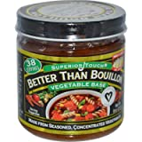 Better Than Bouillon, Superior Touch, Vegetable Base, 8 oz (227 g) - 2pcs