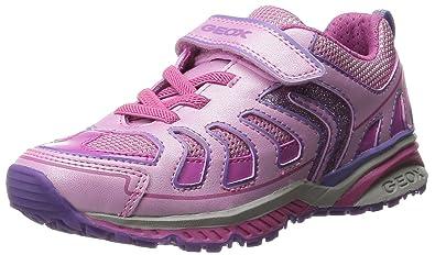 00e42c92fb061 Geox J Bernie Girl 1 Sneaker (Toddler/Little Kid/Big Kid)