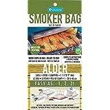 Smoker Bag - Alder Smoking Bag for Indoor or Outdoor Use - Easily Infuse Natural Wood Flavor