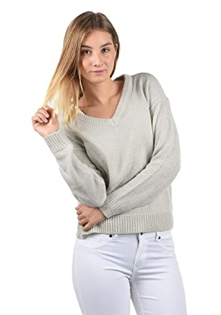 best service bb1cb d59b0 Vero Moda Glitta Women's Winter Jumper Chunky Knit Pullover ...