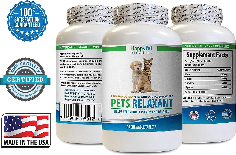 Amazon.com: Ayuda para dormir de perro – PET Relaxant ...