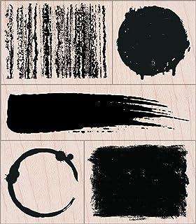 Splatter Background Rubber Stamp by DRS Designs