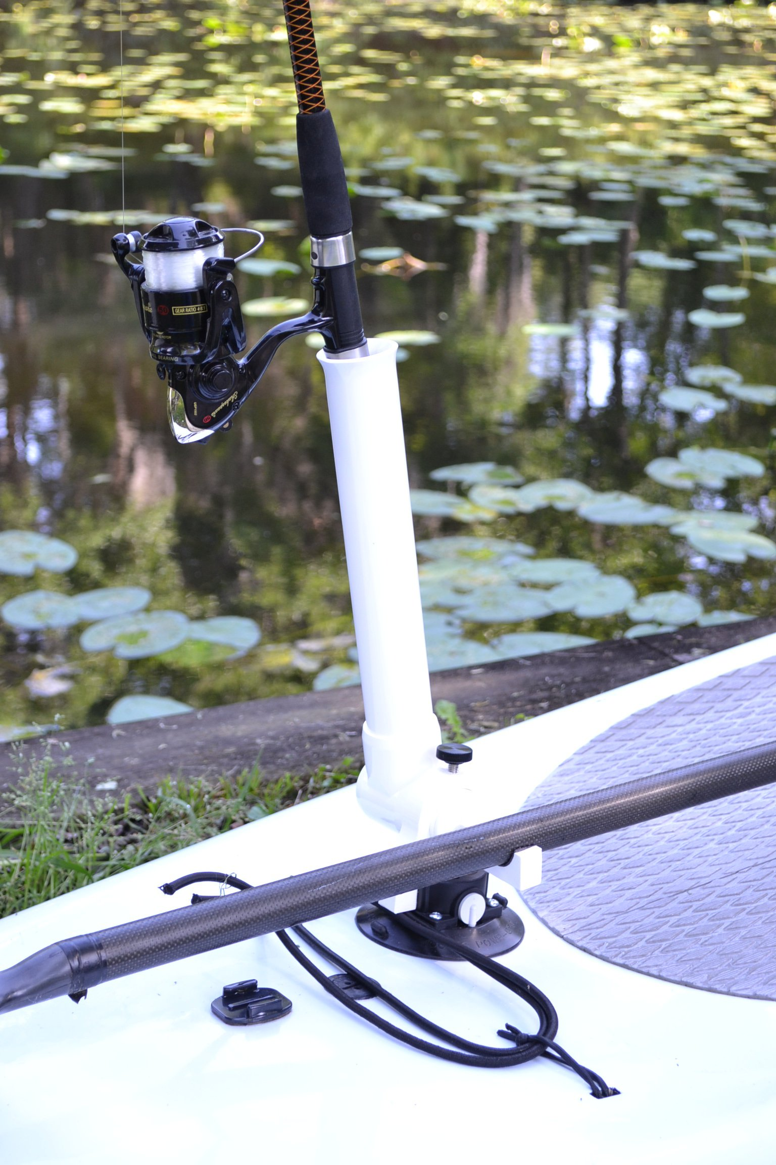 VersaRod SUP Paddleboard Rod Holder by VersaRod