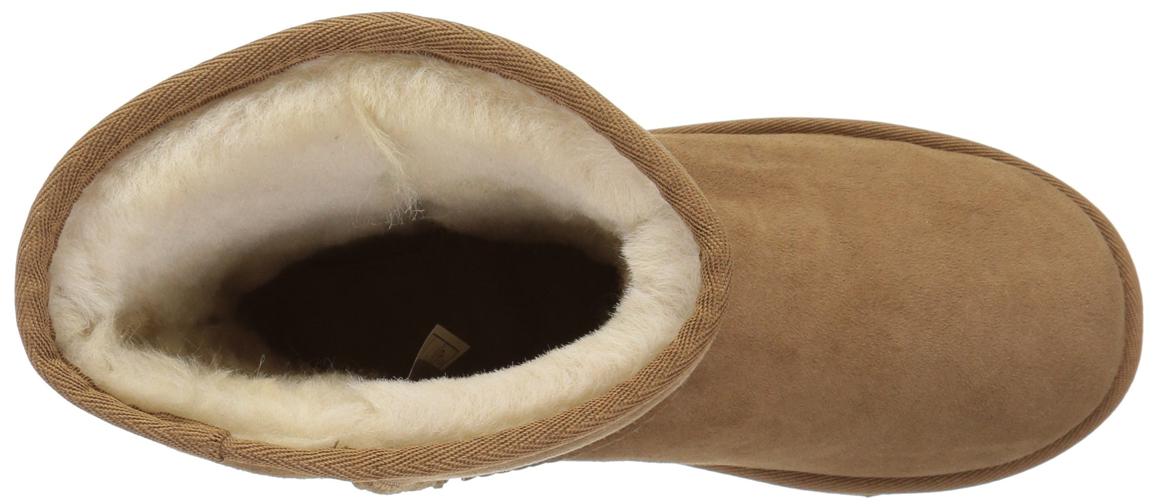UGG Kids K Classic II Fashion Boot, Chestnut, 4 M US Big Kid by UGG