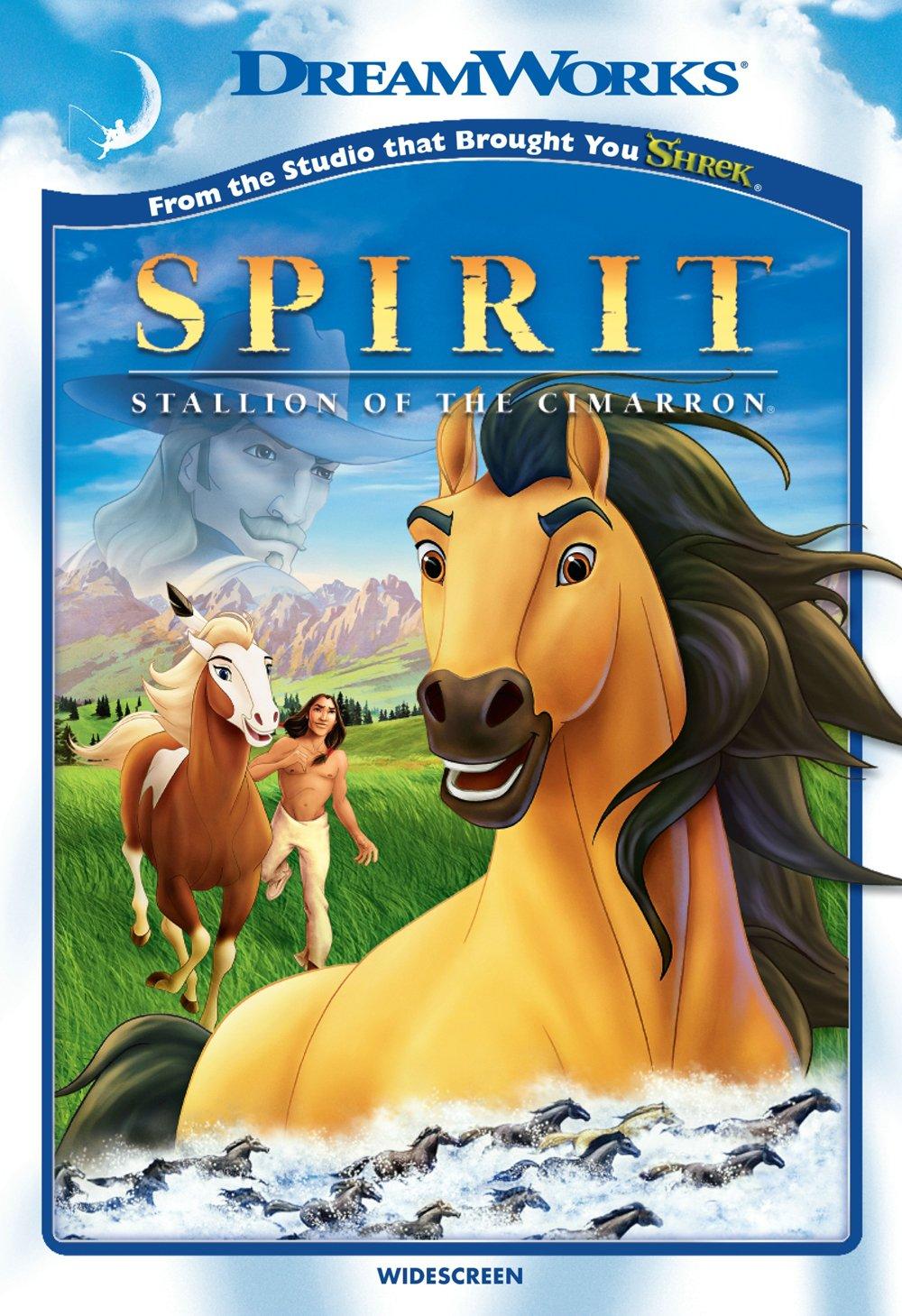 amazon com spirit stallion of cimarron spirit stallion of the