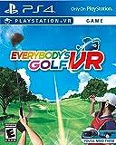 Everybody's Golf VR - PlayStation 4 VR Full Game Key Card
