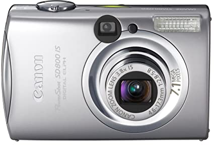 amazon com canon powershot sd800 is 7 1mp digital elph camera with rh amazon com Owners Manual Canon Owners Manual Canon