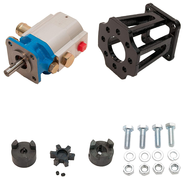 Amazon com : ToolTuff Log Splitter Build Kit: 11 GPM Pump