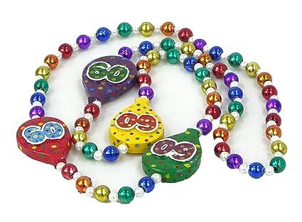 Amazon Age 60 Beaded Necklace