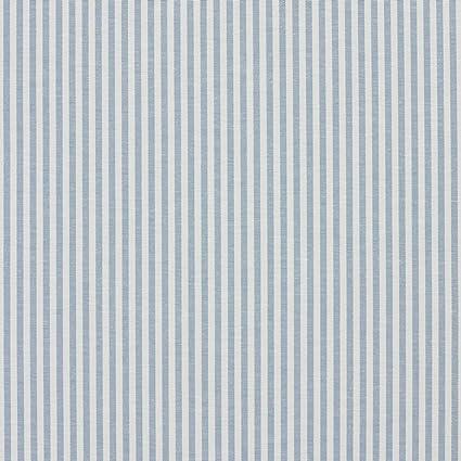Cool Amazon Com A565 Aero Blue And White Ticking Stripes Cotton Bralicious Painted Fabric Chair Ideas Braliciousco