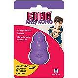 Kong Kitty Kong Stuff'N Easy Lightweight Salmon Pet Cat Fun Kibble Treat Toy