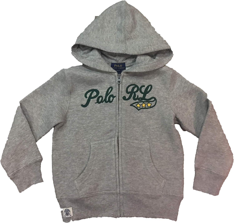 Polo Ralph Lauren - LSL FZ Fleece - Pointe Grey Heather - Sudadera ...