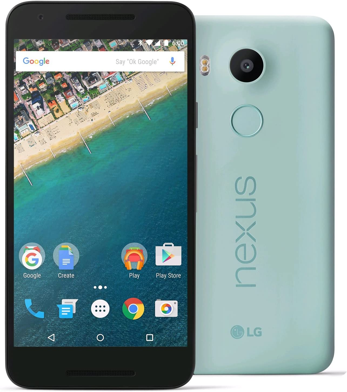 Smartphone Google Google Nexus 5X (32 GB, azul hielo) N5XBL32_EU ...