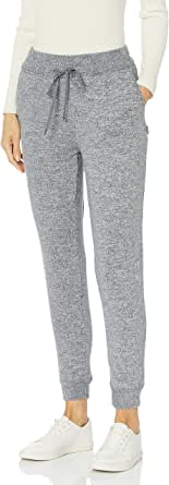 JOCKEY Women's Hacci Slim Jogger