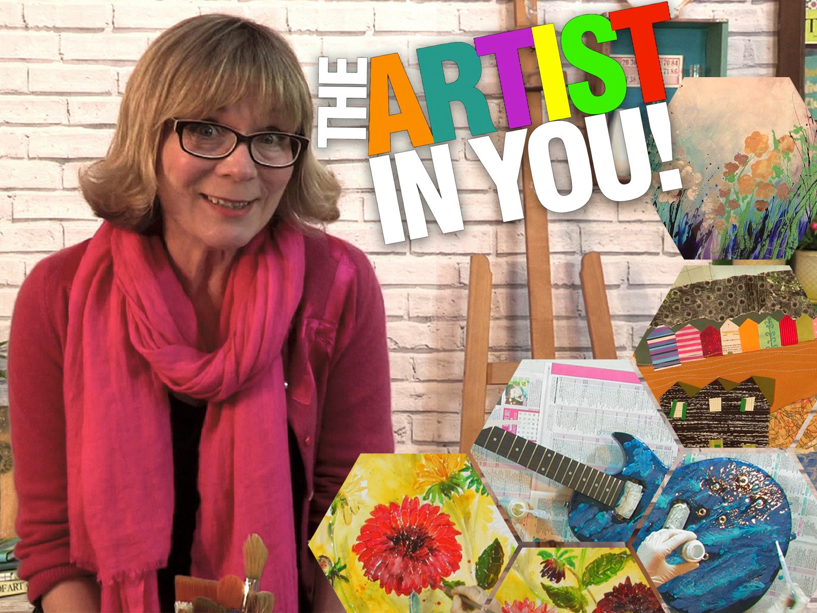 The Artist in You on Amazon Prime Video UK