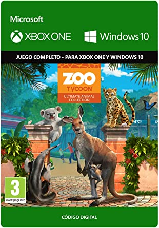 Zoo Tycoon: Ultimate Animal Collection | Xbox One/Windows 10 PC ...