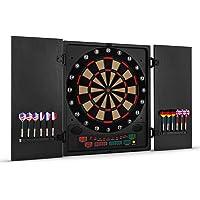 oneConcept Dartmaster 180 Edition 2019 dartmachine elektronisch dartbord e-darts (spelcomputer, 150 spelvarianten…