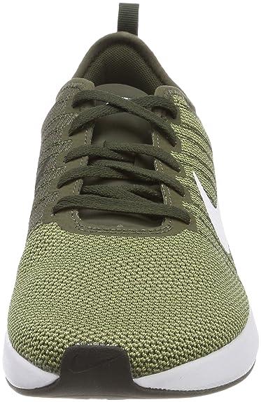 Nike Men's Dualtone Racer Cargo KhakiWhite Sequoia Ankle High Running Shoe 8.5M