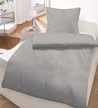Renforce Bettwäsche 155x220 Cm Einfarbig Aus 100 Baumwolle